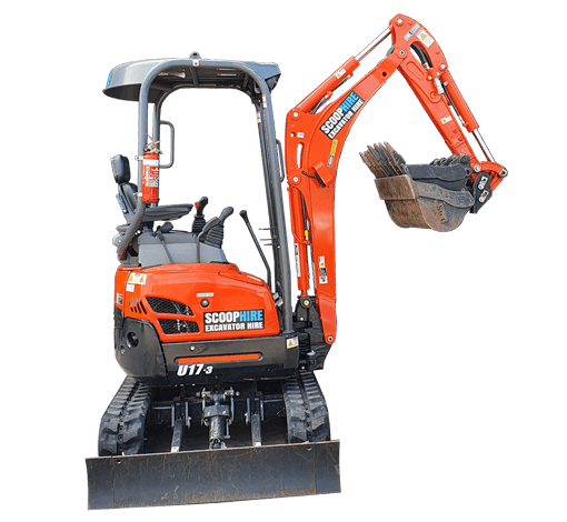 Hire Mini Excavator Melbourne